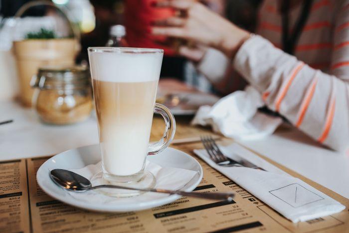 stopien wypalenia do kaw mlecznych