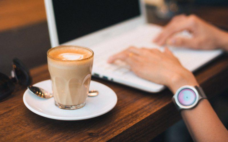 kawa mleczna biuro