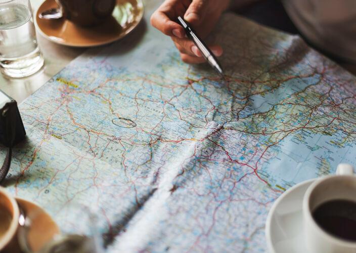 dokąd wyjeżdżają Polacy - turystyka kawowa