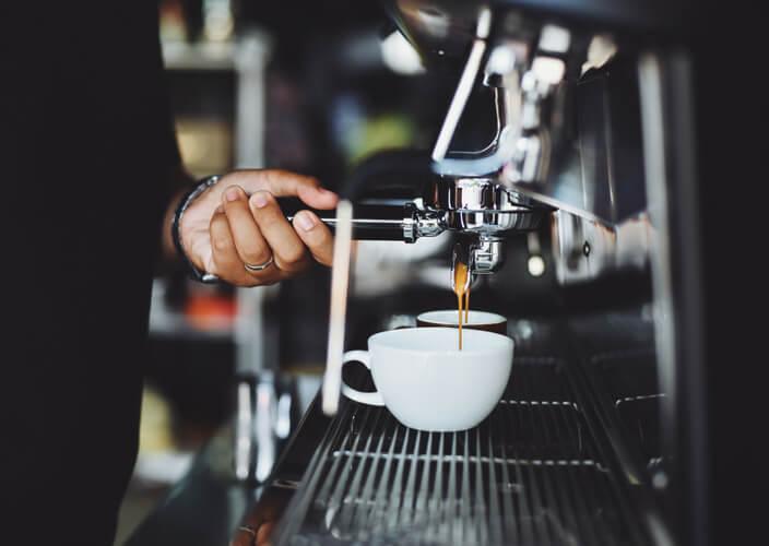 kwaśna kawa odkamienianie